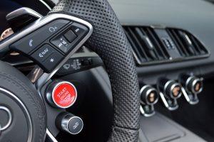 Impressionen von der Audi R8 Spyder Probefahrt ©Arild Eichbaum