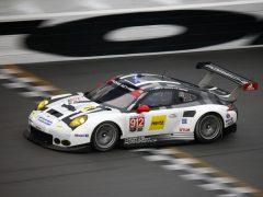 Großer Einsatz bei Porsche