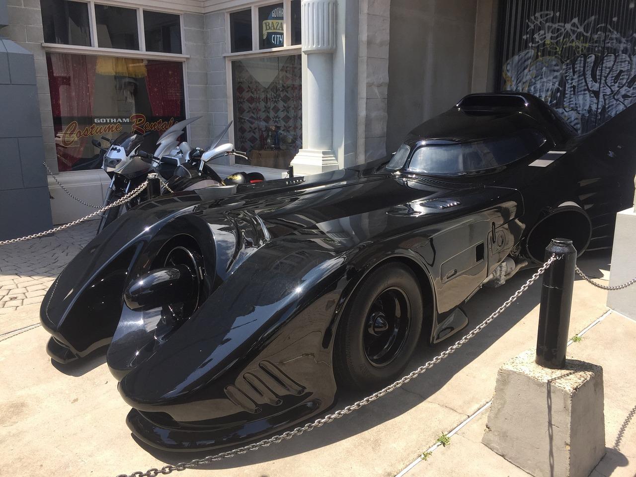 Batmobile: Die besten Vehikel aus 50 Jahren Filmgeschichte