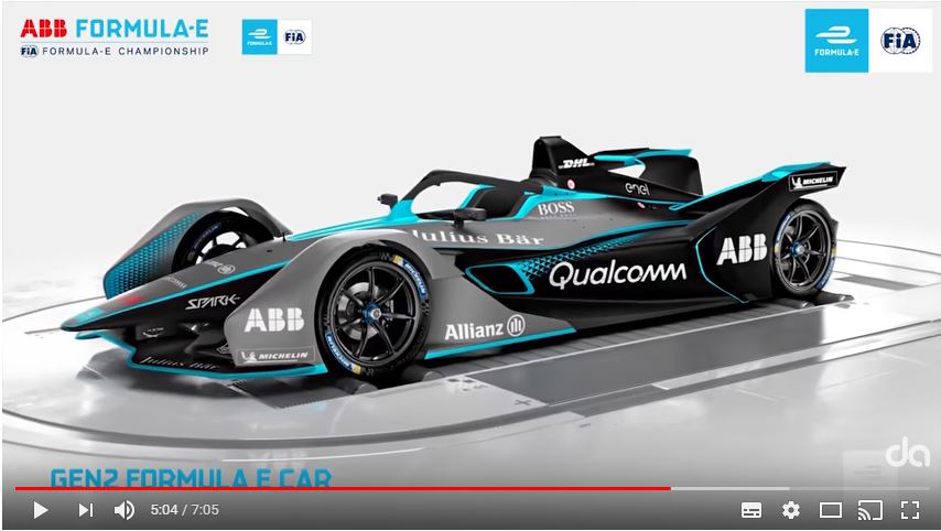 Länger schneller: Das ist neu in der Formel-E-Saison 2018/19
